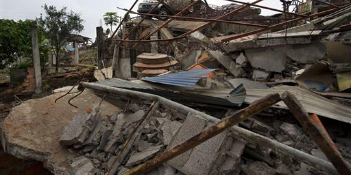 Error humano determinó número de víctimas por sismo de Ecuador