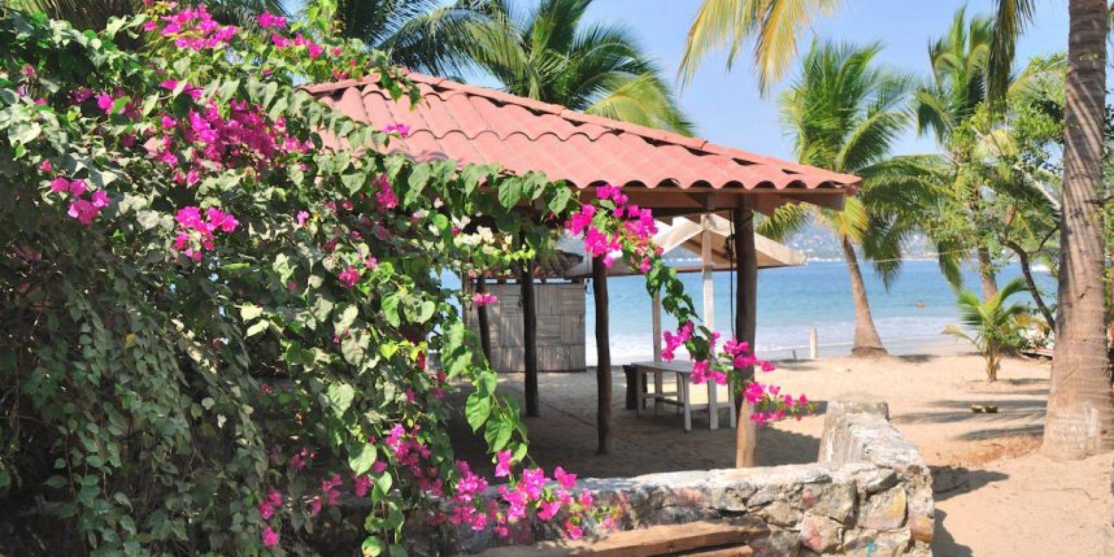 Playa La Ropa (Zihuatanejo) Foto:Dreamstime
