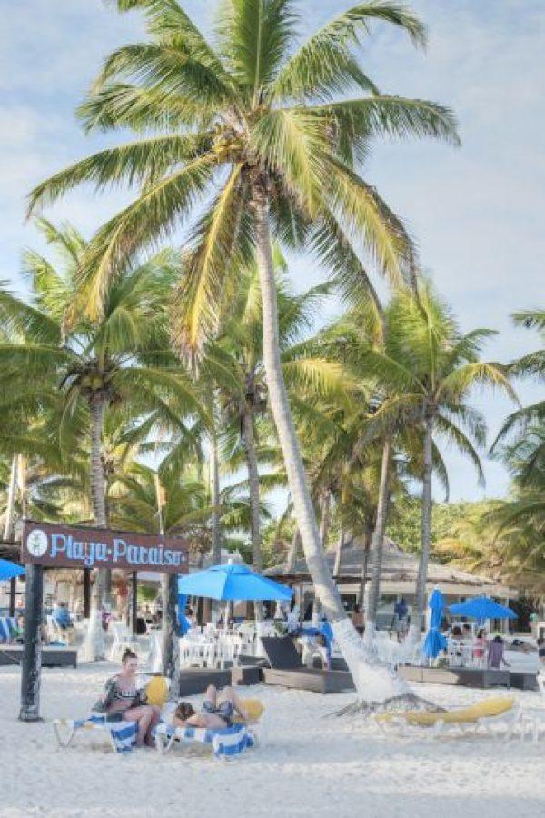 Playa Paraíso (Tulum) Foto:Dreamstime