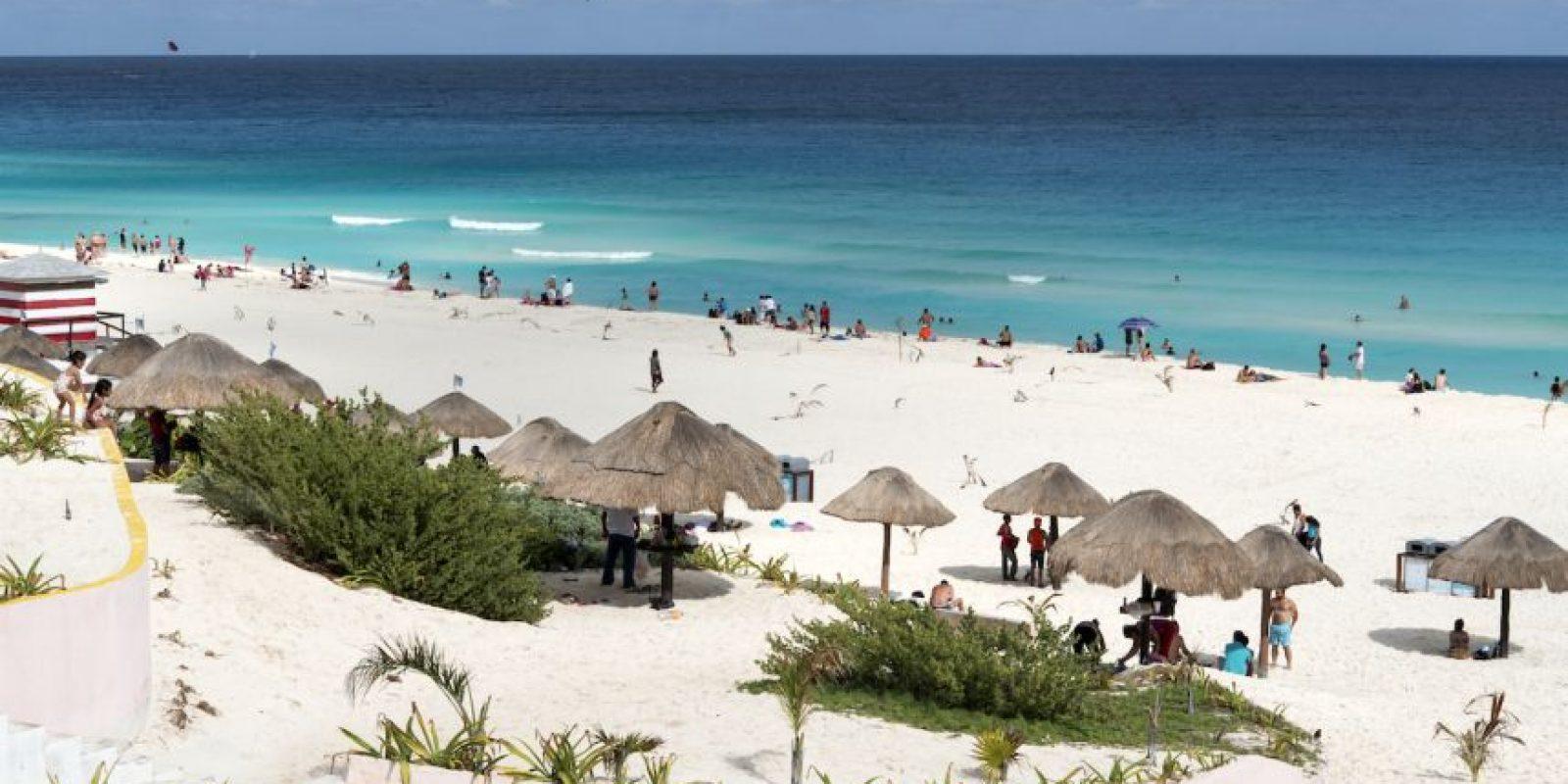 Playa Delfines (Cancún) Foto:Dreamstime