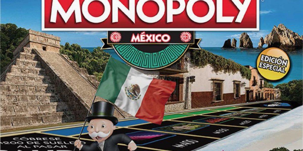 Monopoly, a la mexicana