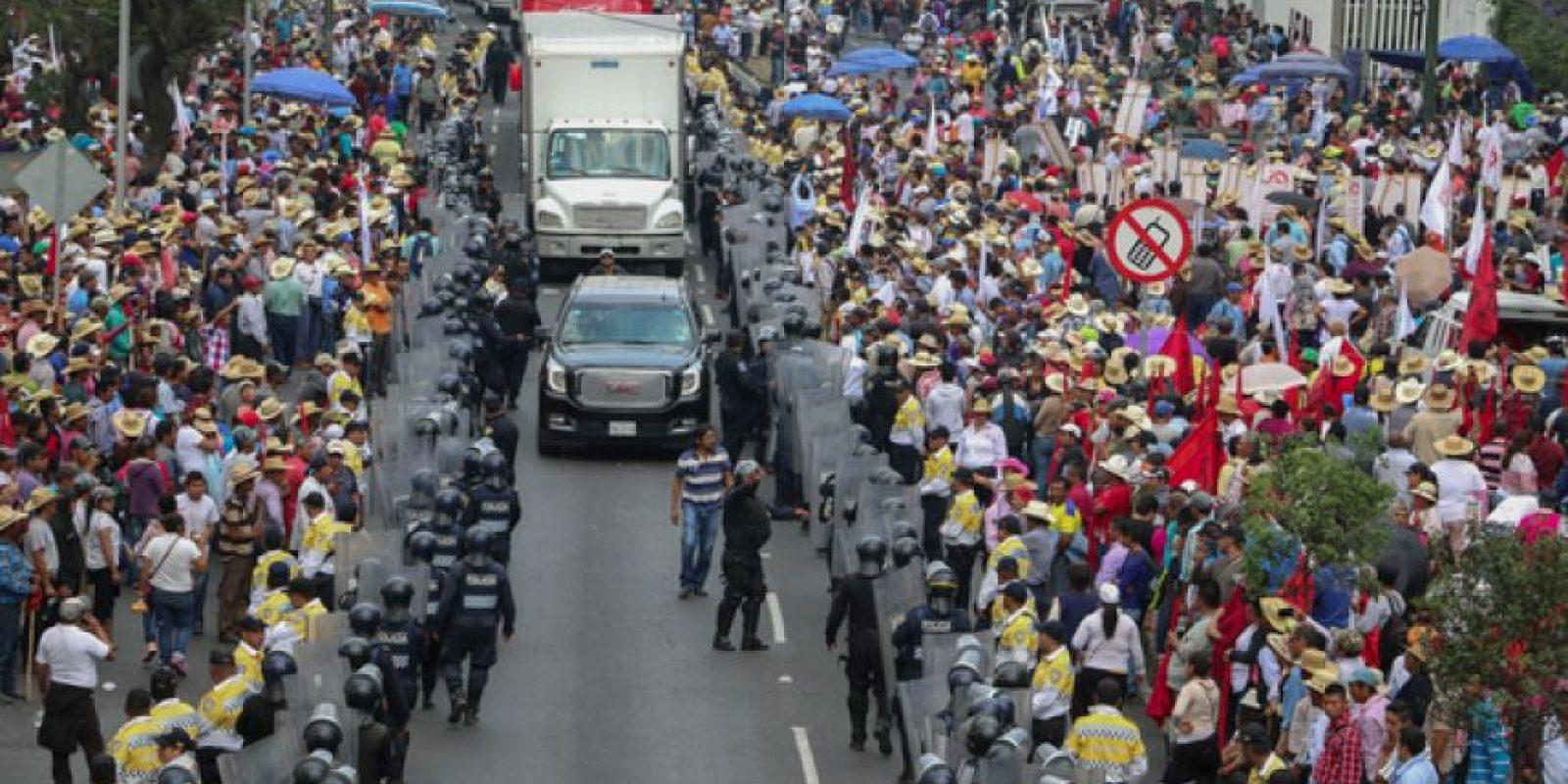 """""""No estamos de acuerdo"""", respond ela secretaria de Gobierno, Patricia Mercado Foto:Cuartoscuro"""
