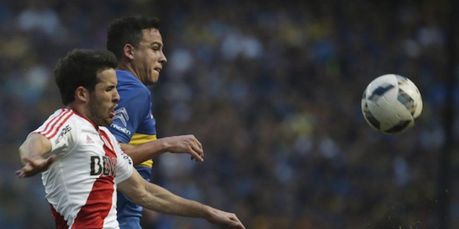 """Clásico Boca-River volvió a """"La Bombonera"""" con empate Foto:AP"""