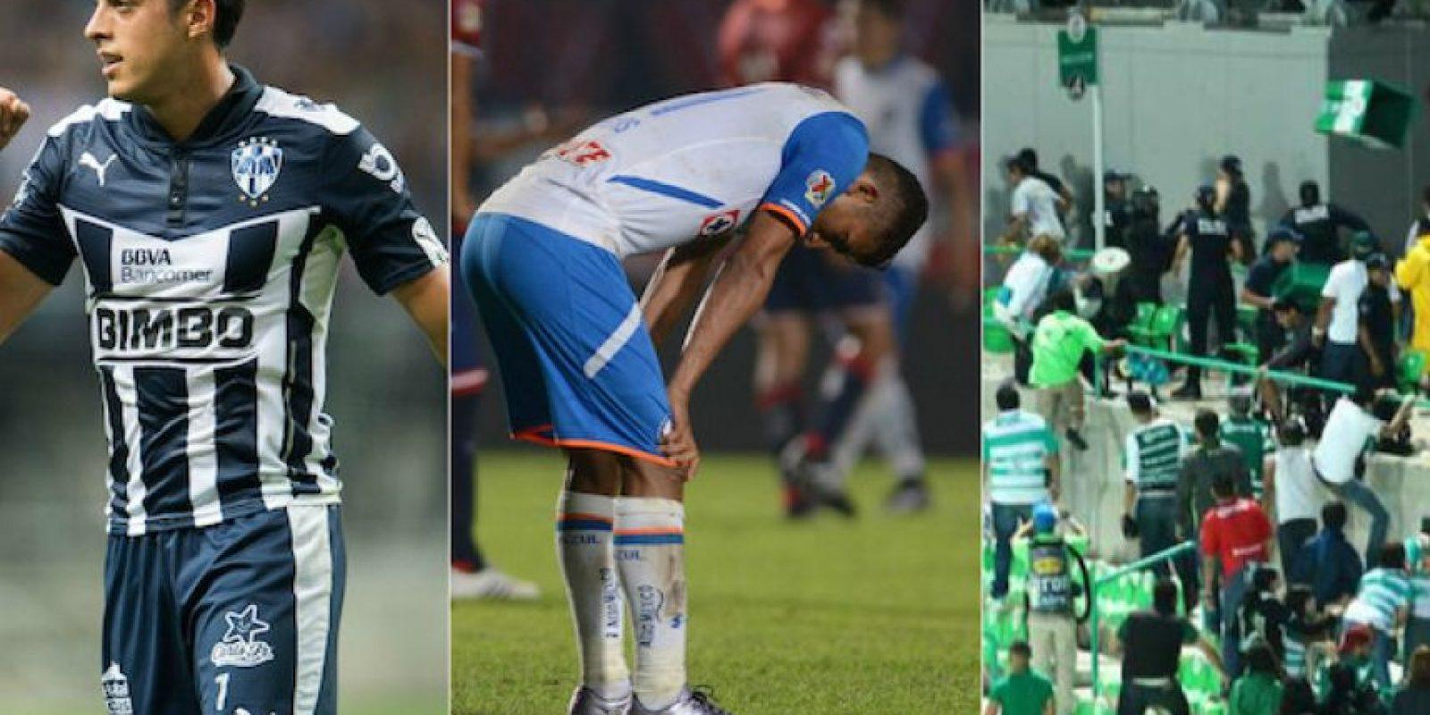 Lo bueno, lo malo y lo feo. Foto:Mexsport