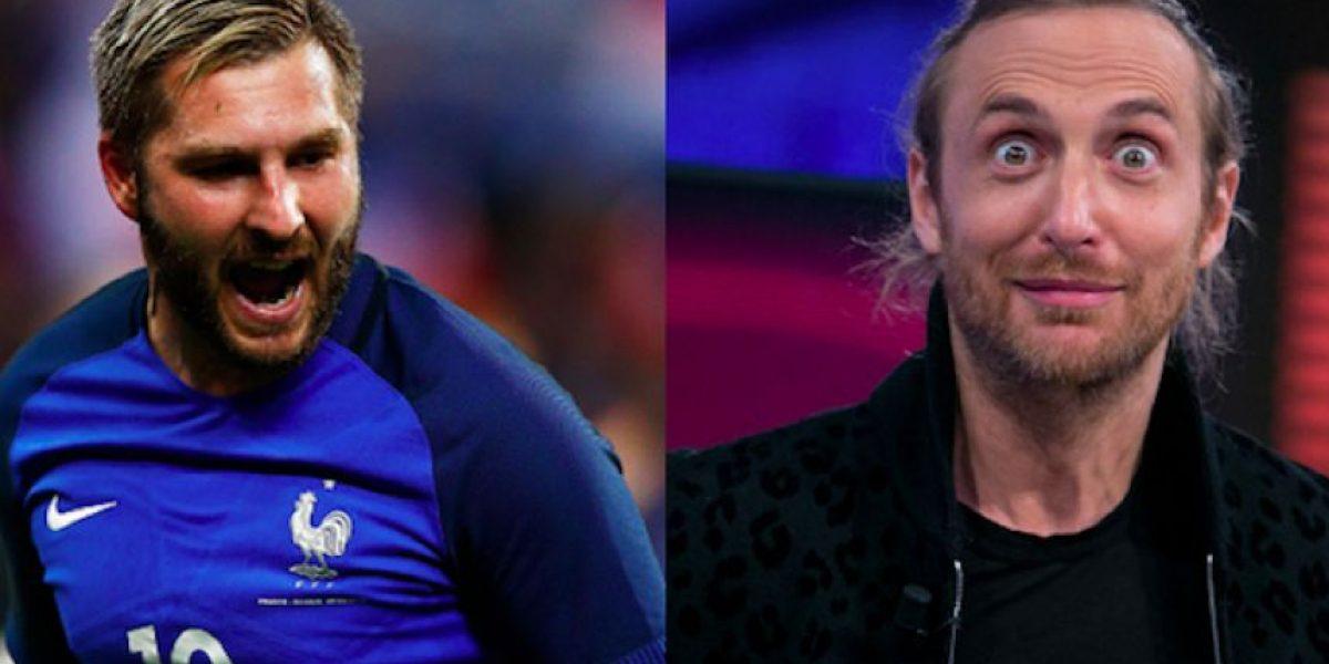 David Guetta corresponde la idolatría a Gignac