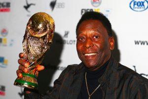 Edson Arantes conquistó tres Campeonatos Mundiales de Futbol. Foto:Getty Images