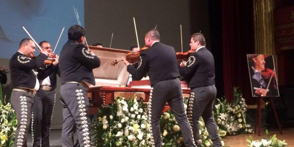 El último adiós al maestro Pepe Martínez en Jalisco