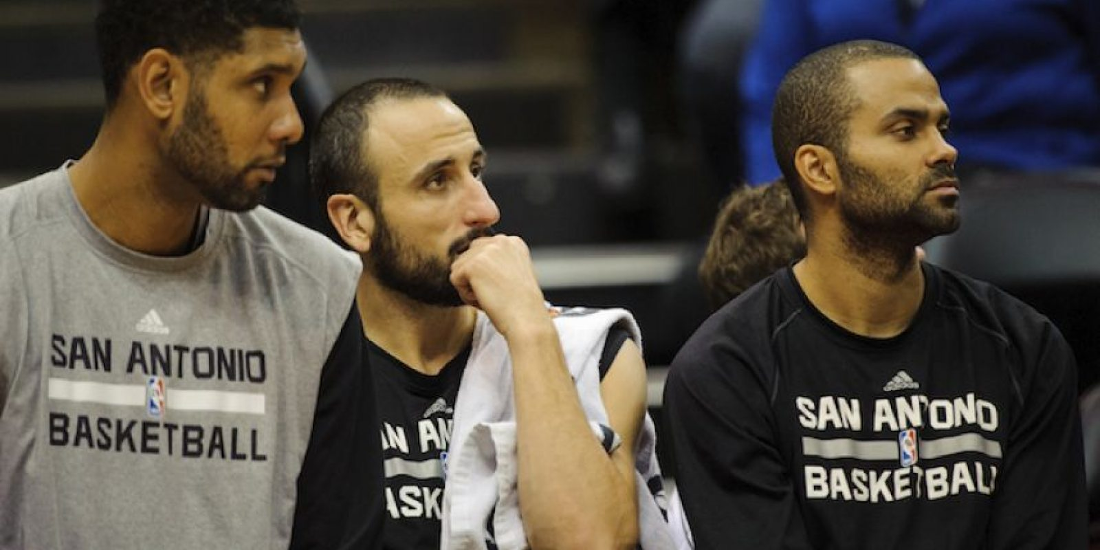 Junto a Tony Parker y Manu Ginóbili ha formado un trío temible. Foto:Getty Images