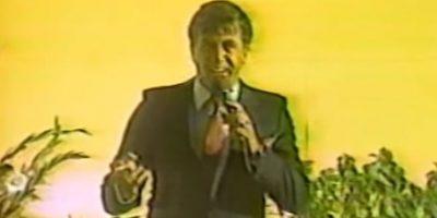 El presentador murió a los 71 años Foto:vía twitter.com @Teleton