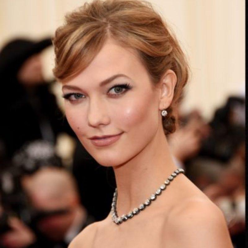 """Karlie Kloss, otro de los """"ángeles"""" de Victoria´s Secret. Una de las modelos mejor pagadas del mundo. Foto:vía Getty Images"""