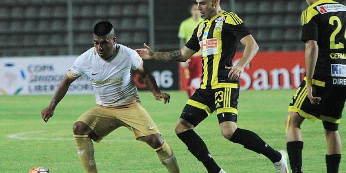 Táchira vs. Pumas, ¿a qué hora juegan la Ida de Octavos en Libertadores?