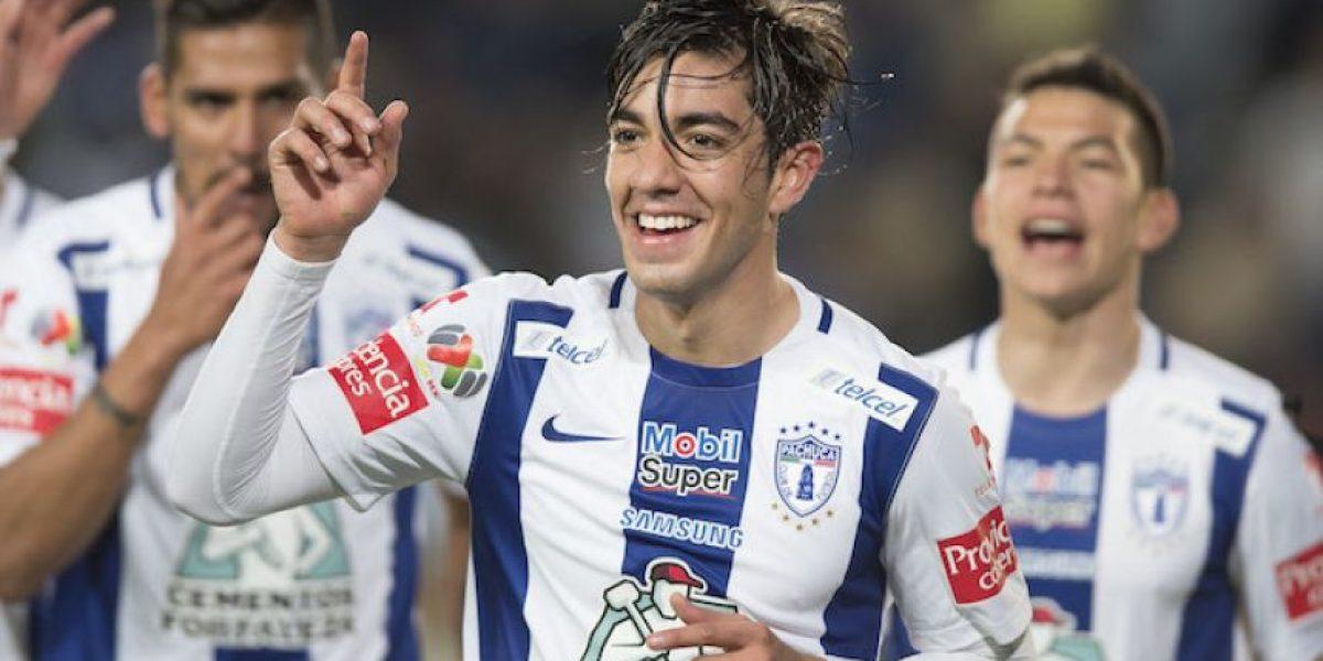 ¡Otro mexicano a Europa! Pizarro se uniría a la Liga de Holanda