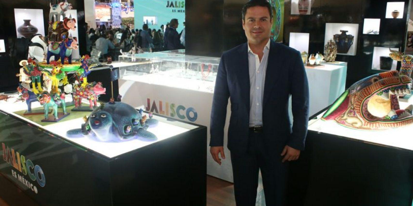 Jalisco es el tercer estado más visitado del país Foto:Jorge Puente