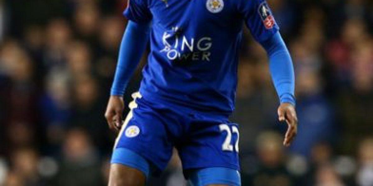 Futbolista del Leicester se salva de ser decapitado por un helicóptero