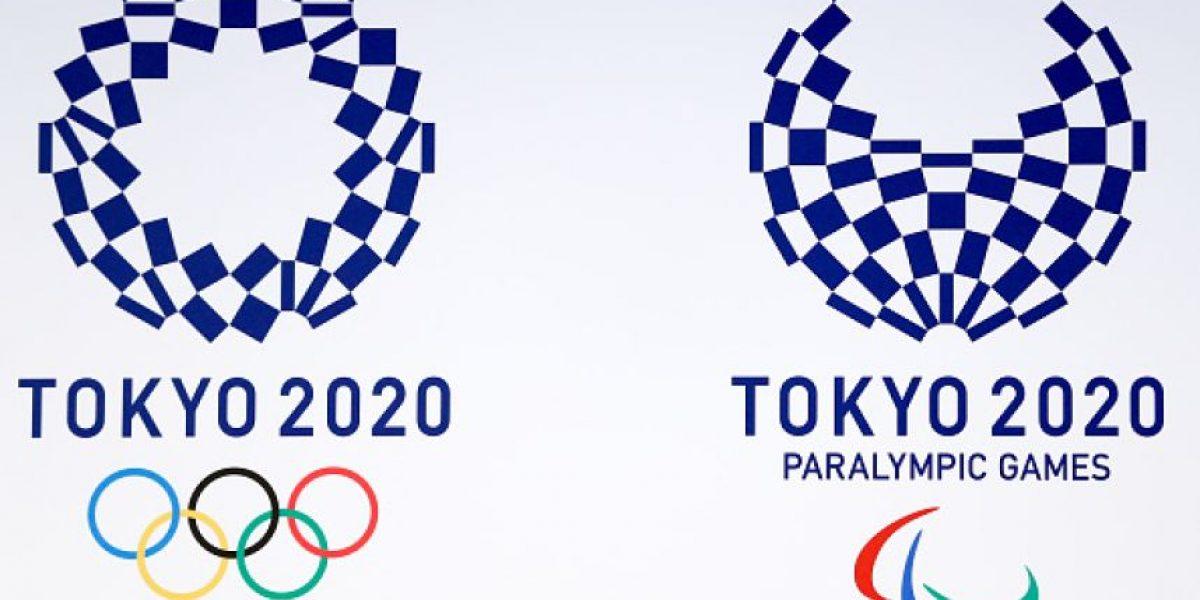 Presentan nuevo logo oficial de Tokio 2020