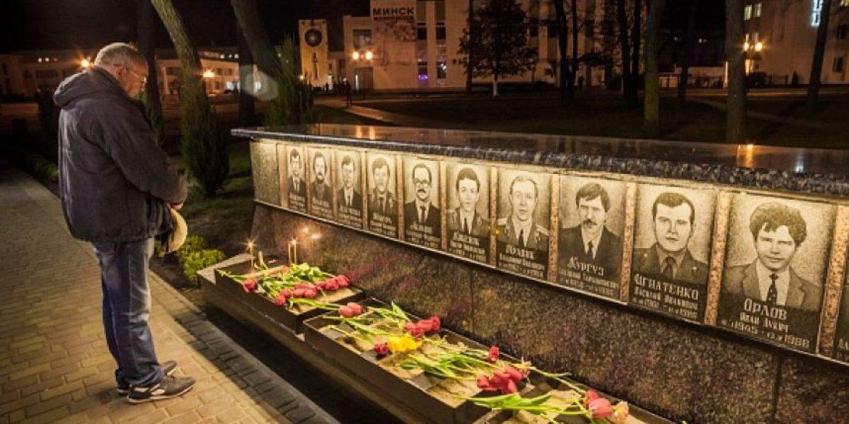 Ucrania conmemora 30 años del desastre nuclear de Chernóbil