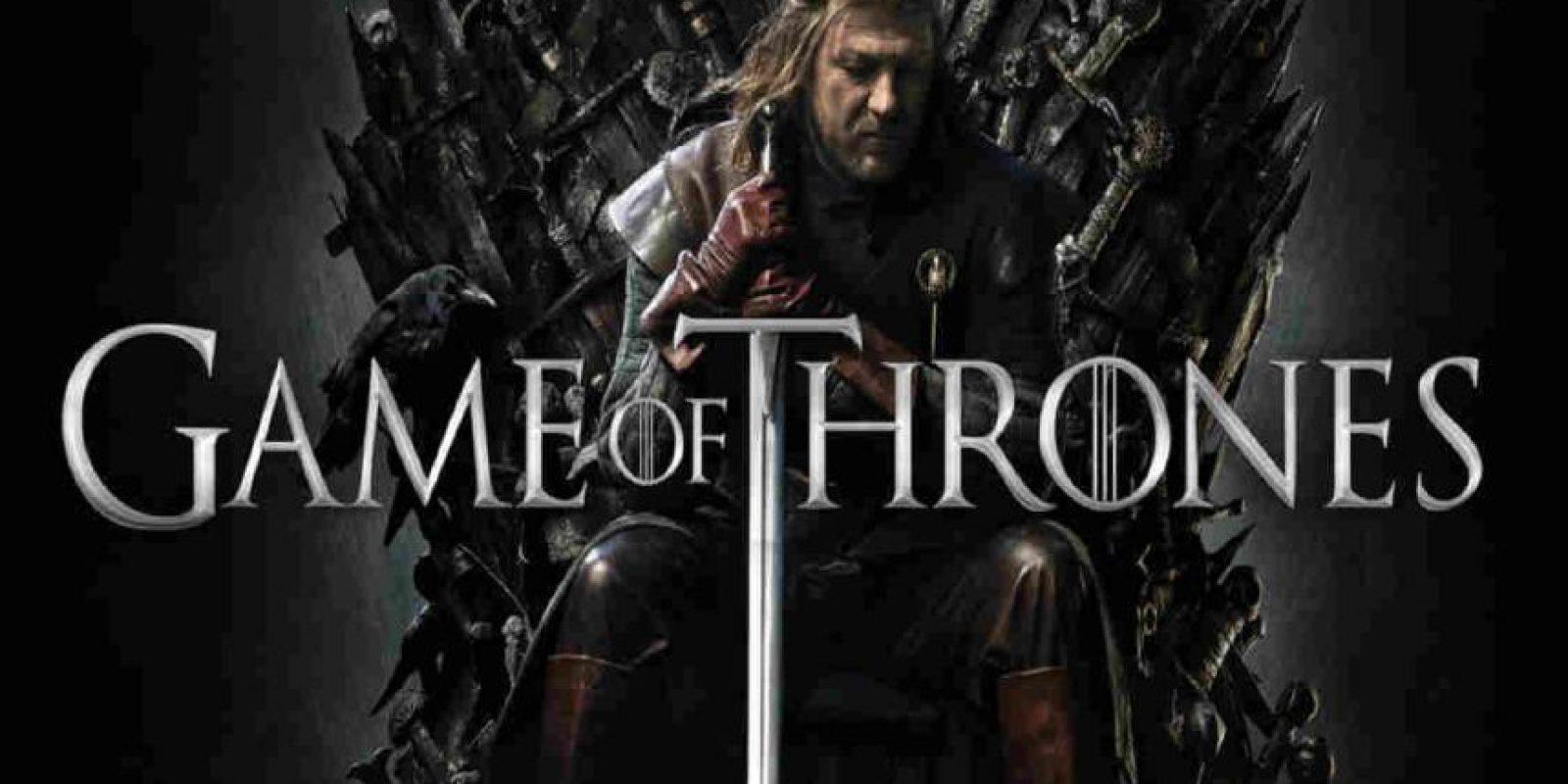 """""""Game of Thrones"""" fue la serie con más descargas ilegales durante 2015. Foto:Game of Thrones"""