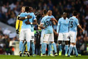 """Los """"Citizens"""" están en la semifinal de Champions League por primera vez en su historia. Foto:Getty Images"""