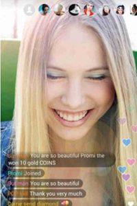 9.- Live.me Foto:App Store