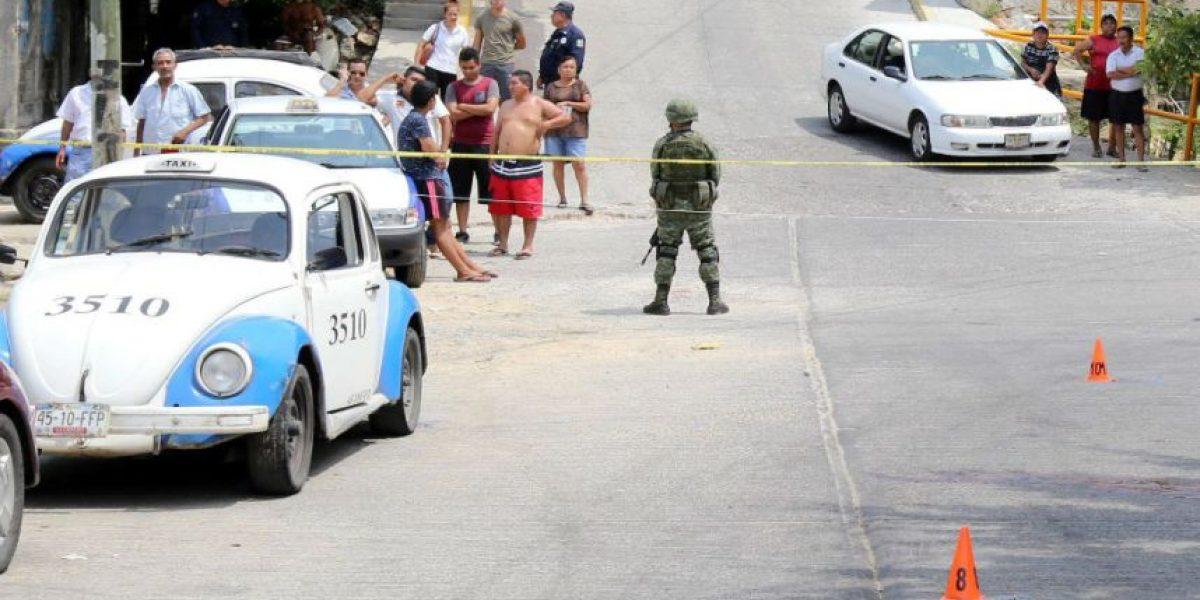 Acapulco, el municipio más violento de México en 2015