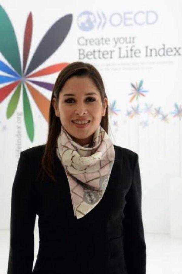 Ximena Puente de la Mora, dijo que México tiene el primer organismo constitucional autónomo de transparencia Foto:Notimex