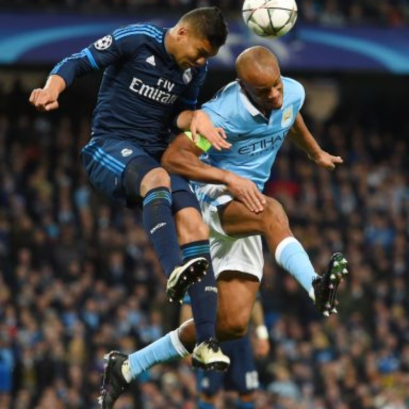 ¡Nada para nadie! Manchester City y Real Madrid igualan sin goles Foto: Getty Images