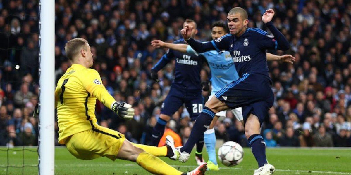 ¡Nada para nadie! Manchester City y Real Madrid igualan sin goles