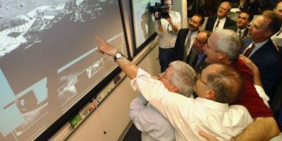 En dos años la agencia espacial planea lanzar la sonda InSight Foto:Getty Images
