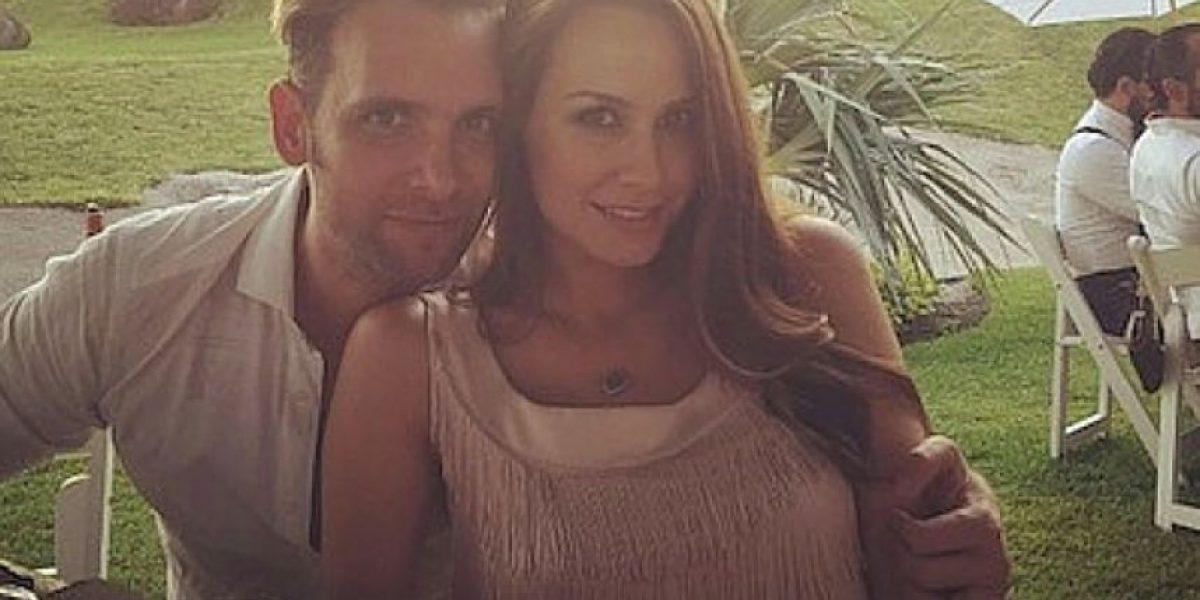 Odalys Ramírez comparte tierna foto junto a Gia