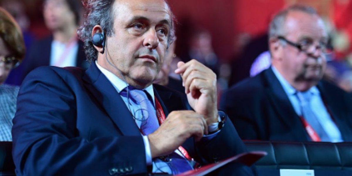 FIFA podría retirar cargos por corrupción a Michel Platini