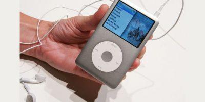 En 2007 se lanzó el iPod Touch, influenciado por el casi recién nacido iPhone. Foto:Getty Images