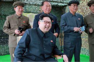 """3 cosas que """"solamente"""" han pasado en Corea del Norte Foto:AFP"""