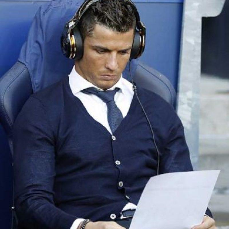 Lo cual parecía cumplirse cuando entrenó con el equipo en los 15 minutos abiertos a la prensa. Foto:Getty Images