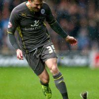 6. Cuando Leicester City estaba en la Championship sufrió invasión de cancha por esta ardilla. Foto:Getty Images