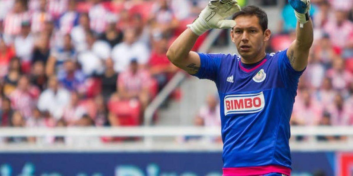 Chivas no está interesado en comprar a Rodolfo Cota