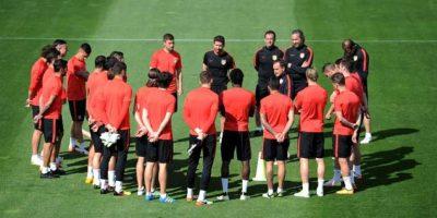 En la Liga BBVA son colíderes con el Barcelona con 82 unidades. Foto:Getty Images