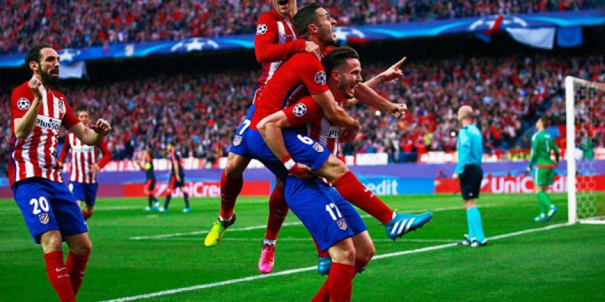Atleti sorprende al Bayern y se queda con la ventaja en la ida de las semis