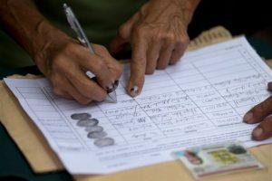 La oposición deberá sumar en total 195 mil 721, Foto:ap