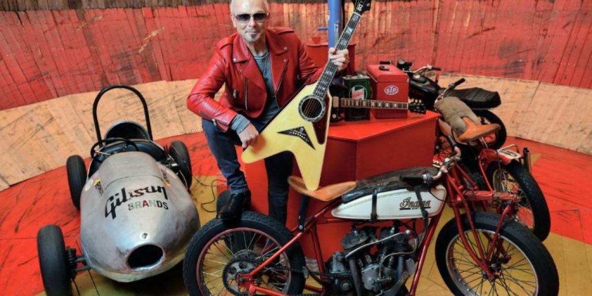 """""""Celebramos 50 años, al igual que los Stones, los Beatles y The Who"""": Scorpions"""