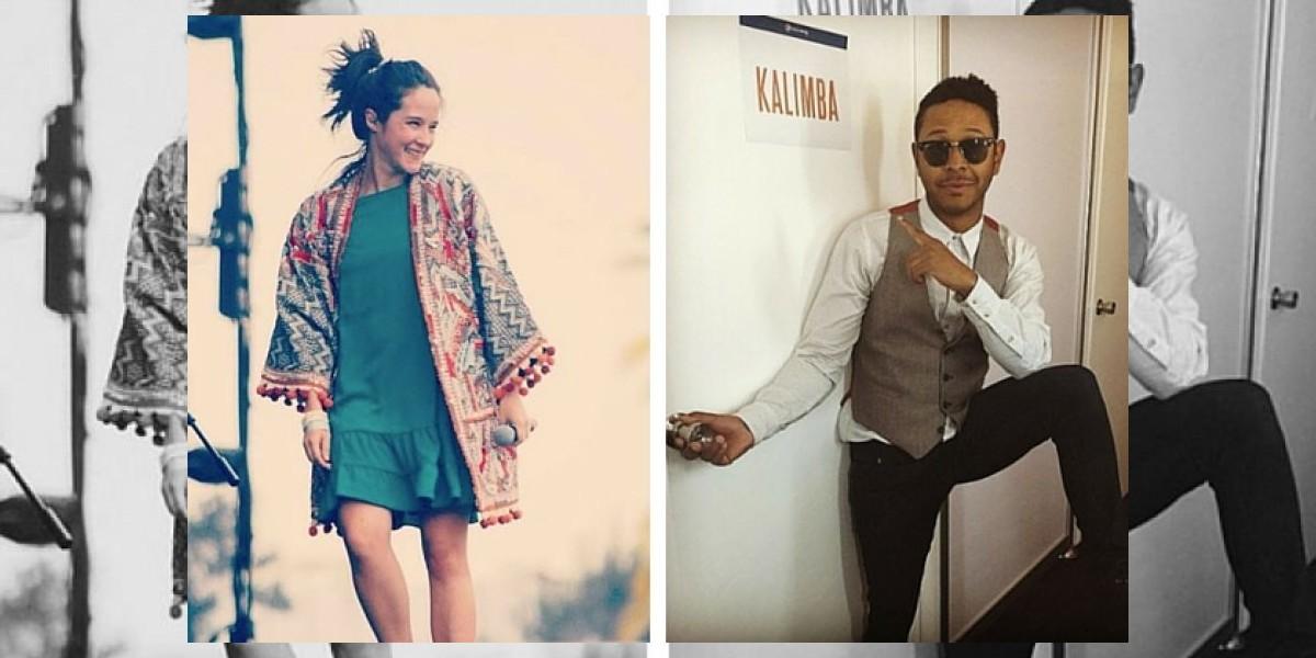 """Kalimba revela los detalles de la boda """"Hippie"""" de Ximena Sariñana"""