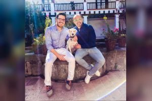 Mauricio Clark e Iván Peralta Foto:Instagram/mauricioesclarketo