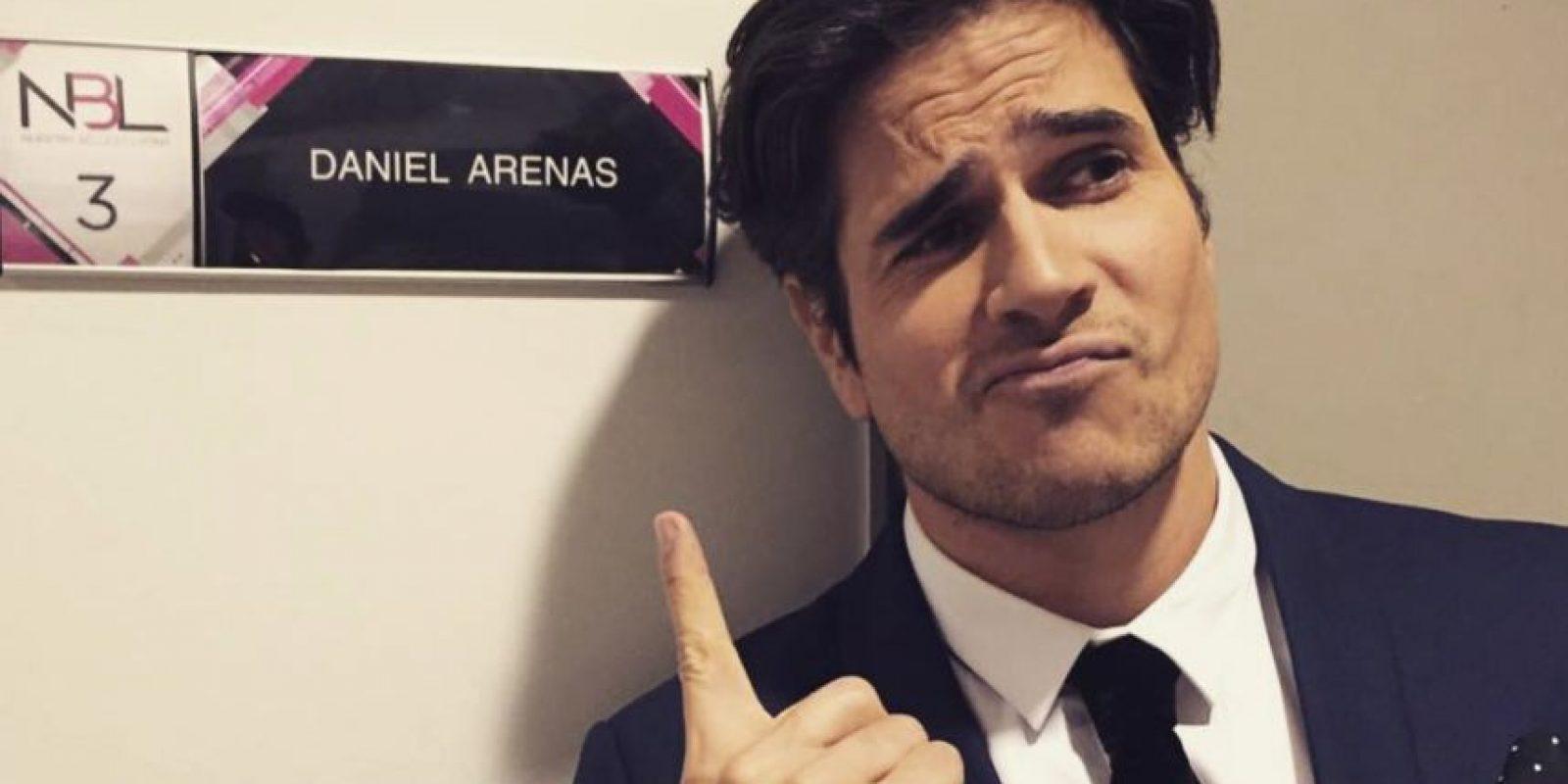 """El actor colombiano estuvo en """"La Gata"""". Foto:vía Instagram"""