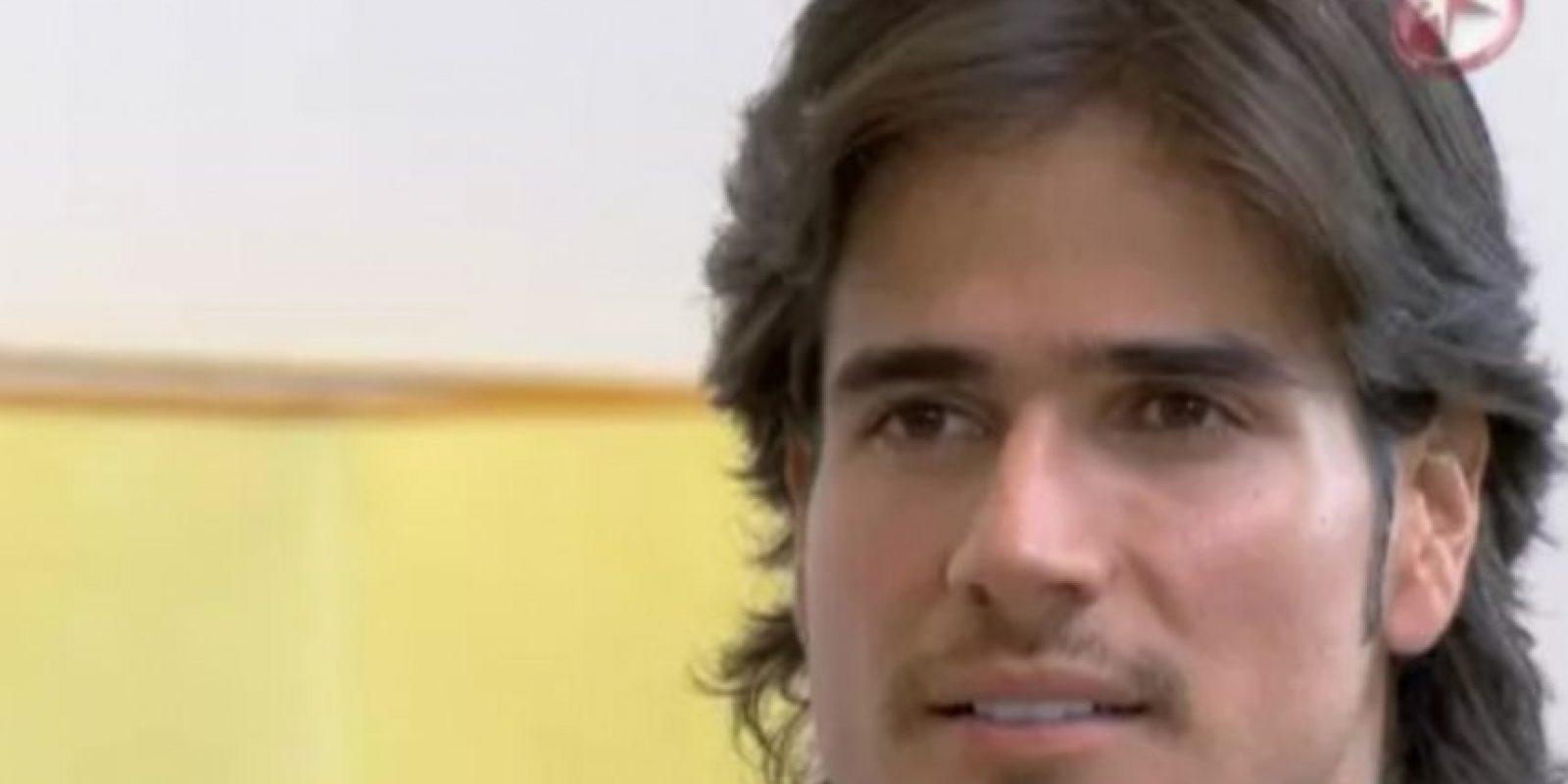 """Daniel Arenas era """"Fernando"""", multimillonario que es seducido por Teresa. Foto:vía Televisa"""