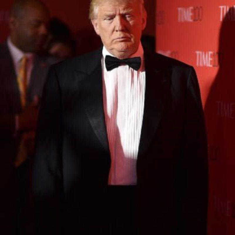 Trump ya lo hizo en tres estados. Foto:vía Getty Images