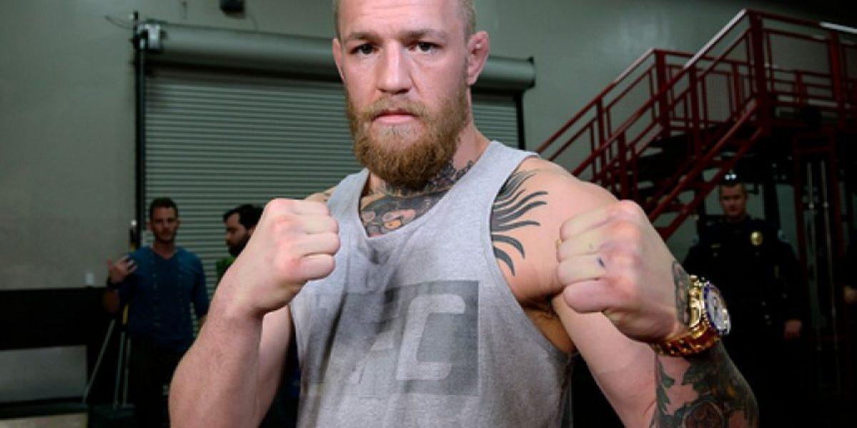 Reemplazan pelea de Conor McGregor en UFC 200