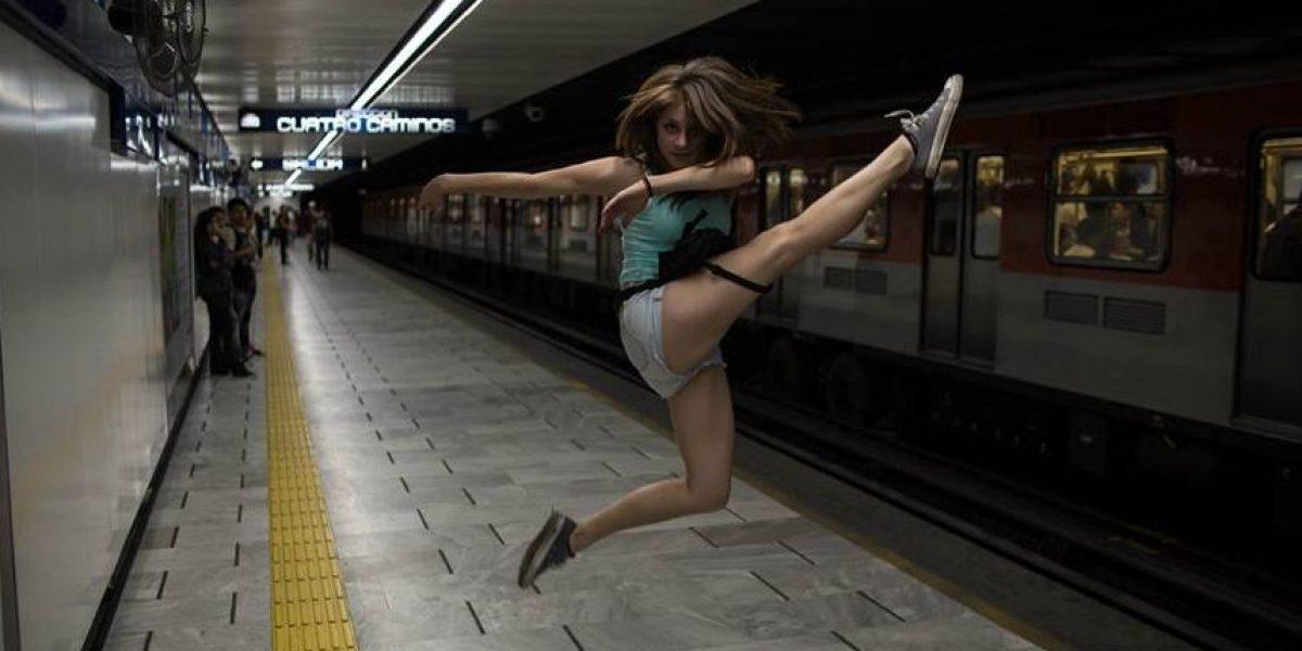 Más allá del escenario, bailarines mexicanos explotan en espacios de la CDMX