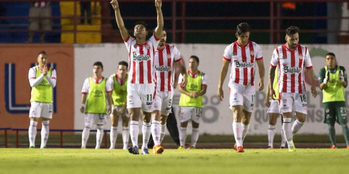 Necaxa toma ventaja sobre Atlante en las semifinales del Ascenso