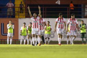 Necaxa toma ventaja sobre Atlante en las semifinales del Ascenso Foto:Mexsport