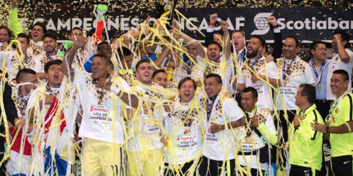 ¡América Bicampeón! Las Águilas derrotan a Tigres en la final de Concachampions