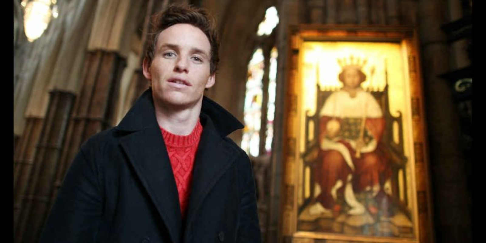 4.- Eddie Redmayne Foto: Getty Images